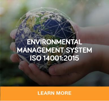 CERTIFICATION_Envoiromental Management System